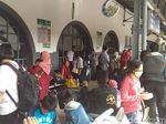 Arus Balik, Pengawas Orang Telantar Siaga di St Pasar Senen