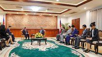 Indonesia Jadi Anggota Tak Tetap DK PBB, Kamboja Ucapkan Selamat