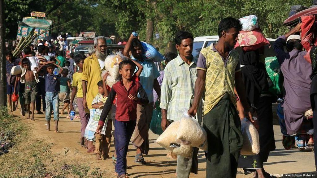 PBB: Tiap 2 Detik, Satu Orang Menjadi Pengungsi