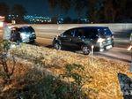 Cerita Ensa Lihat Polisi Usir Pemudik yang Parkir di Bahu Jalan