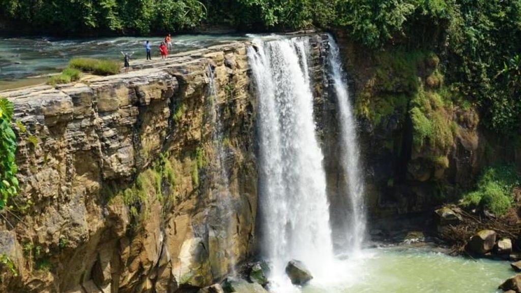 Curug Awang, Niagara Mini dari Geopark Ciletuh