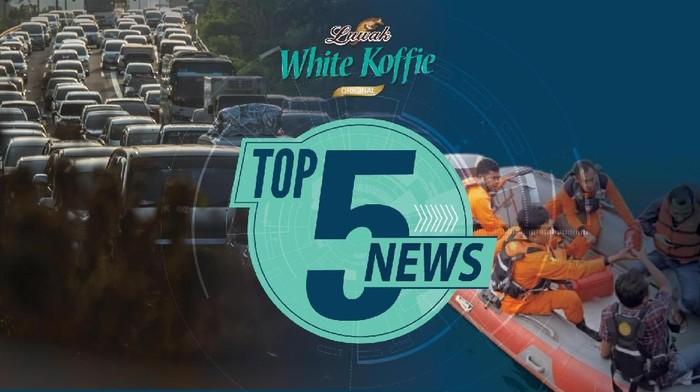 Foto: Top 5 News Edisi Rabu (20/6/2018)