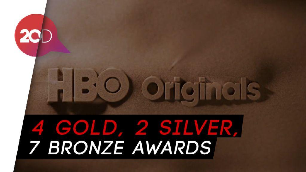 HBO Kantongi 13 Piala Kemenangan di 2018 PromaxBDA