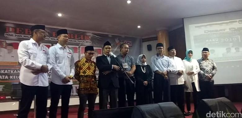 Soal Jenderal Disebut KPU Sukabumi Tak Izinkan Debat Pilwalkot
