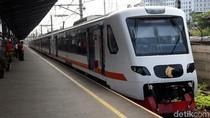 Jadwal dan Syarat Naik KA Bandara Soetta Selama PSBB Diperketat