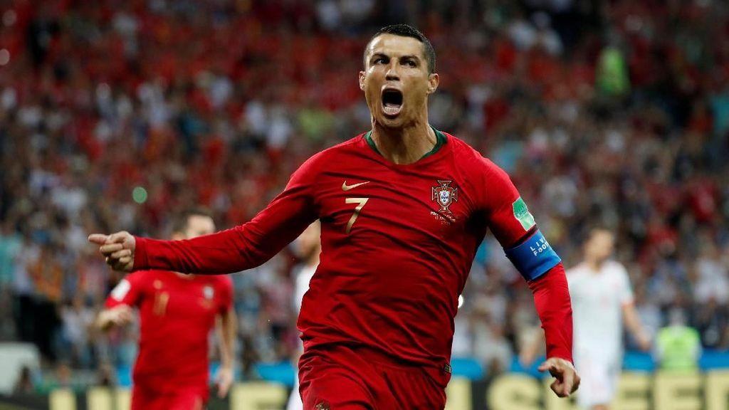 Misi Maroko: Bikin Ronaldo Tidak Istimewa