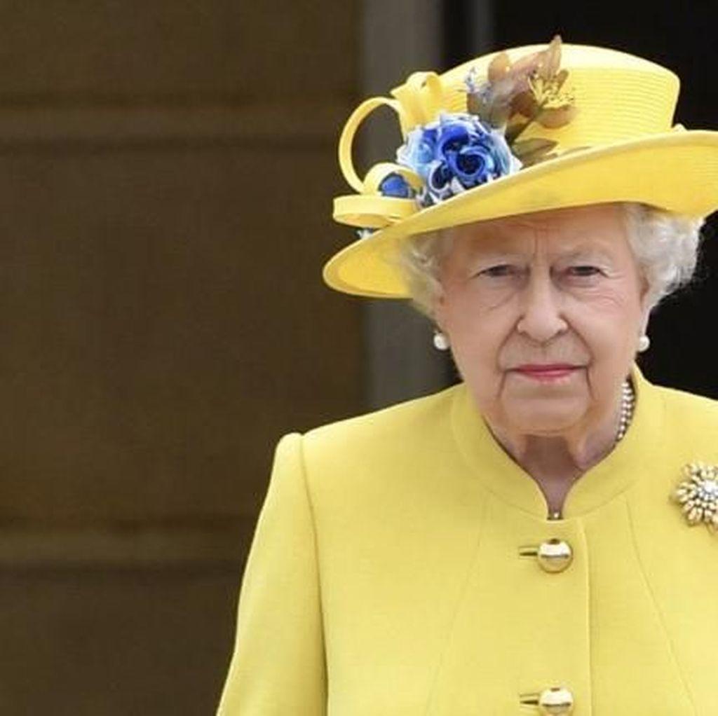 Ratu Elizabeth Ucap Terima Kasih pada Tenaga Medis Inggris