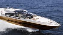 Foto: Yacht Termewah Sedunia yang Dilapis Emas 100 Ton