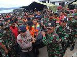 Evakuasi Korban KM Sinar Bangun di Danau Toba