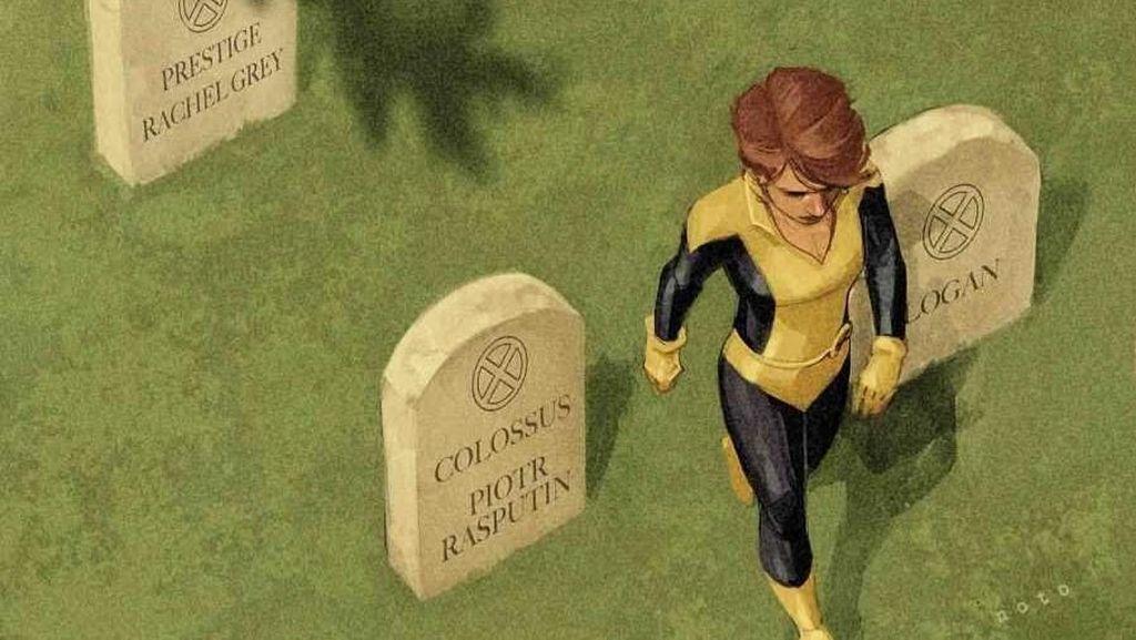 Marvel Comics Umumkan Berakhirnya Dua Seri Komik X-Men