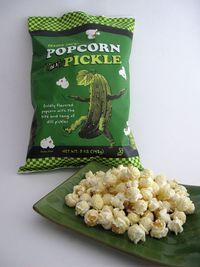 Popcorn Rasa Karamel Sudah Biasa, Kini Ada Popcorn Rasa Acar Mentimun