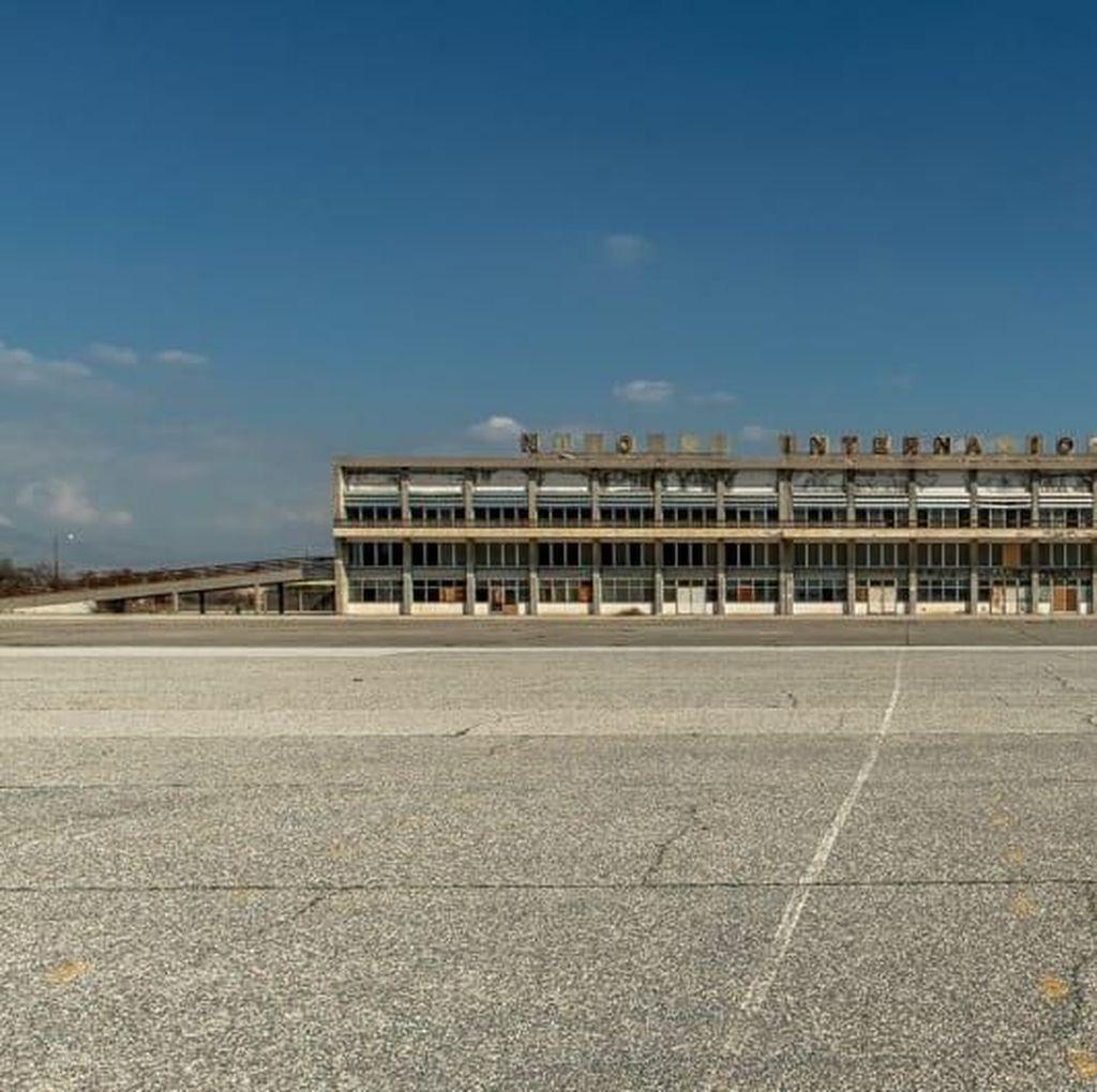 Cerita Kelam Bandara di Eropa, Terlantar Hampir Setengah Abad