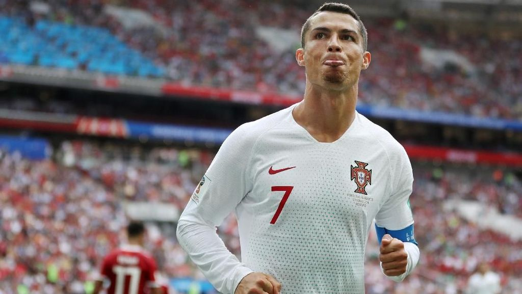Raja Gol Sementara Piala Dunia 2018