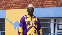 Ini Bazin, Baju Lebaran Pria Khas Afrika yang Mirip Baju Koko