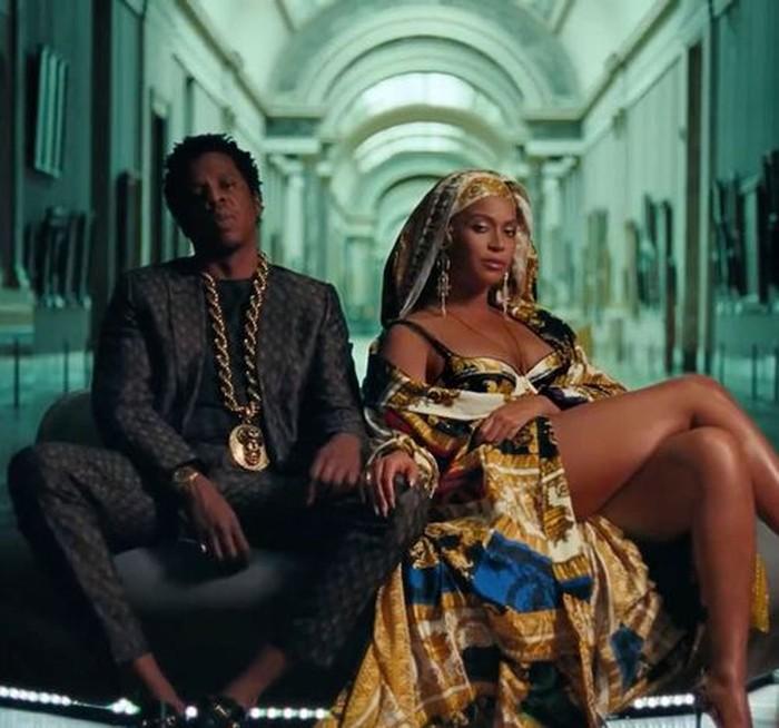 Foto: Beyonce di Video Klip Apeshit. Dok. Video Klip Apeshit