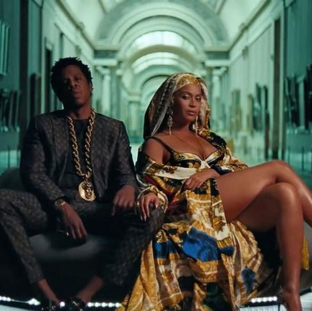 Beyonce Pakai Anting Desainer Indonesia, Rinaldy Yunardi di Video Klip Terbaru