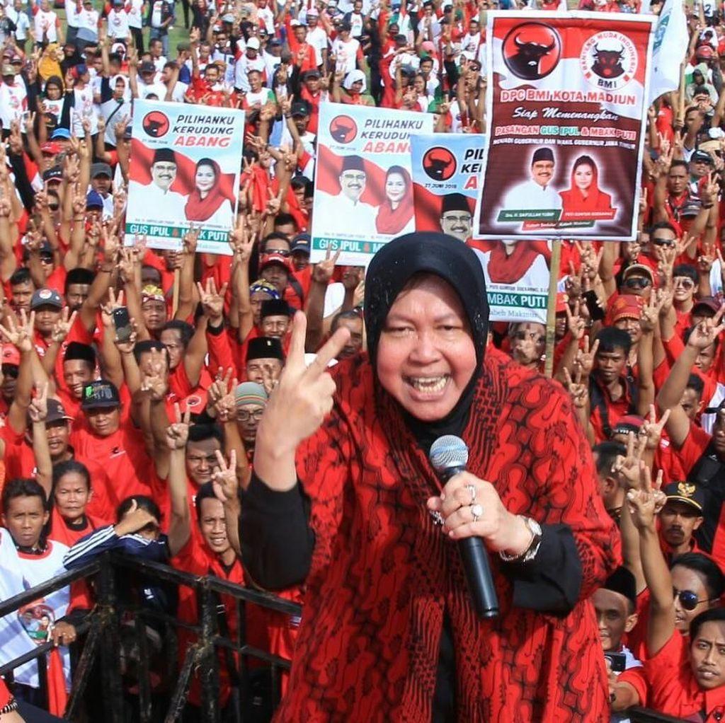 Masuk Bursa Cawapres Jokowi, Ini Respons Risma