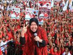Masuk Timses Jokowi-Maruf, Risma Optimis Menangkan Jokowi di Jatim