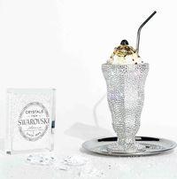 Bertabur Swarovski, Milkshake Termahal di Dunia Harganya Rp 1,4 Juta