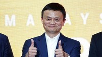 Lepas Saham Alibaba, Jack Ma Raup Rp 138 Triliun