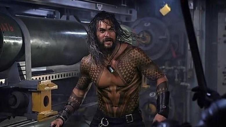 Komik Aquaman Temukan Penulis Baru