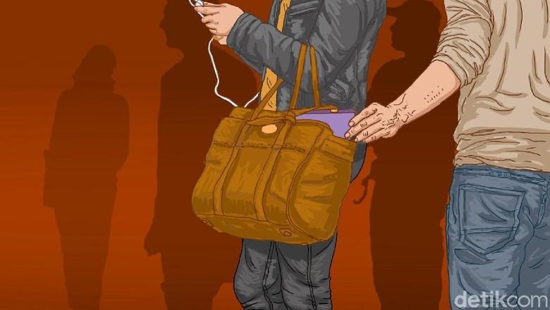 4 Polisi Gadungan Rampas Ponsel dan Lucuti Pakaian Remaja