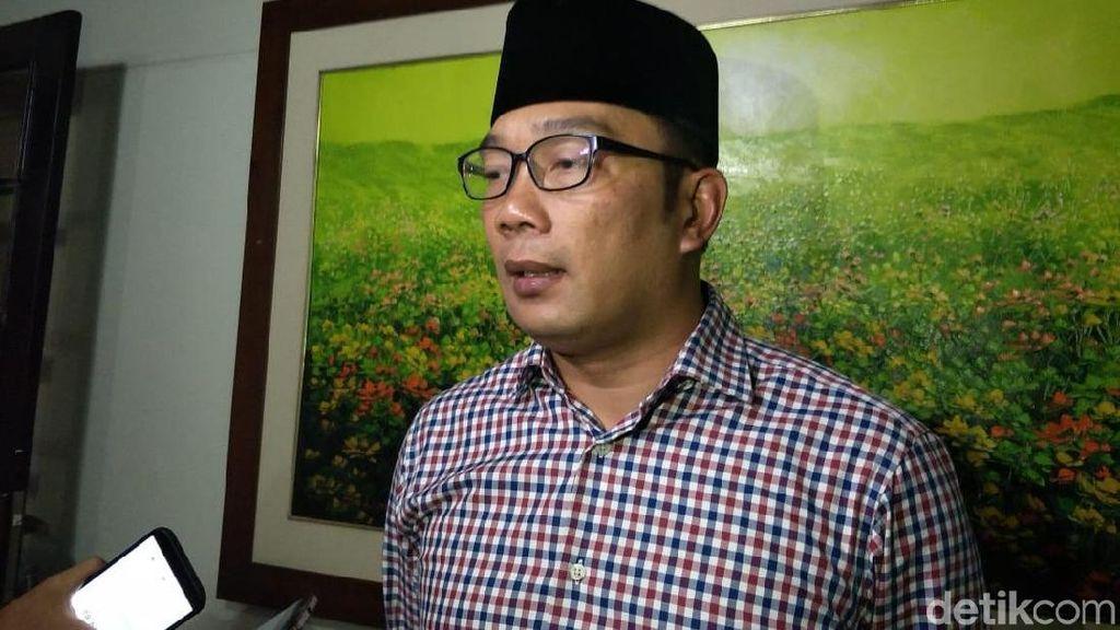 Ridwan Kamil-Uu Berguru Pada Pakar Jelang Debat Final