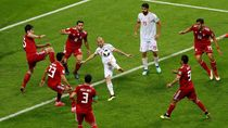 Video Highlights Babak I Iran Vs Spanyol