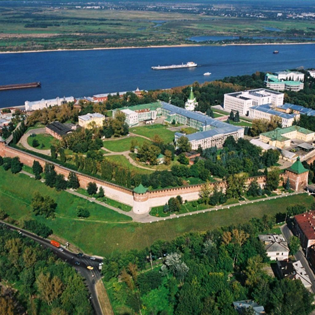 Nizhny Novgorod, Kota Unik Tempat Laga Argentina VS Kroasia