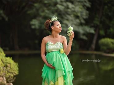 Ini Putri Tiana yang ada di The Princess and the Frog. (Foto: Facebook/penelopeandeline)