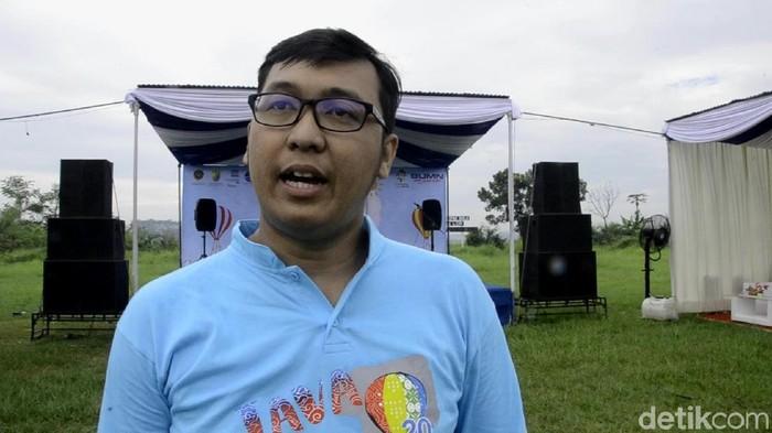 Manager Humas Airnav Indonesia Yohanes Sirait, Kamis (21/6/2018).