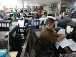 PNS Depok yang Tak Masuk di Hari Pertama Kerja akan Disanksi