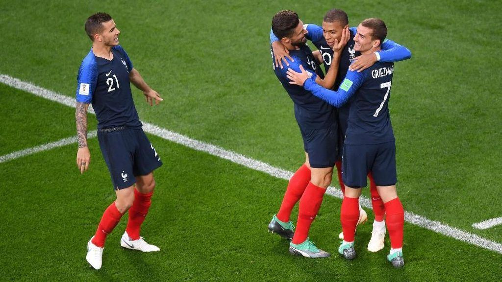 Prediksi Uruguay Vs Prancis: Les Bleus Unggulan, Laga Selesai 90 Menit