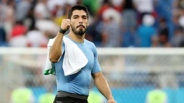 Harinya Luis Suarez