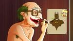 Lucunya Para Superhero saat Pensiun dan Menua