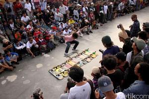 Intip Keseruan Skateboarding Day 2018 di Kalijodo