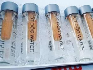 Terbaru! Hot Dog Water yang Diklaim Punya Banyak Manfaat