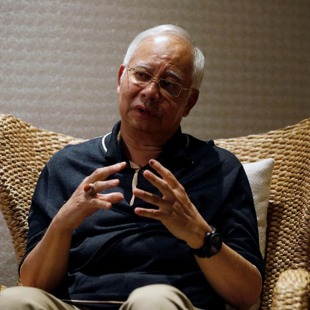 Raja Abdullah Diseret dalam Mega Skandal Najib Razak