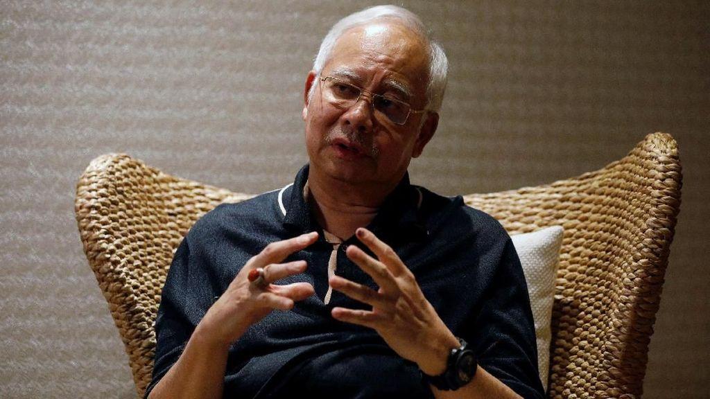 Najib: Donasi Rp 9 T Atas Instruksi Mendiang Raja Arab Saudi