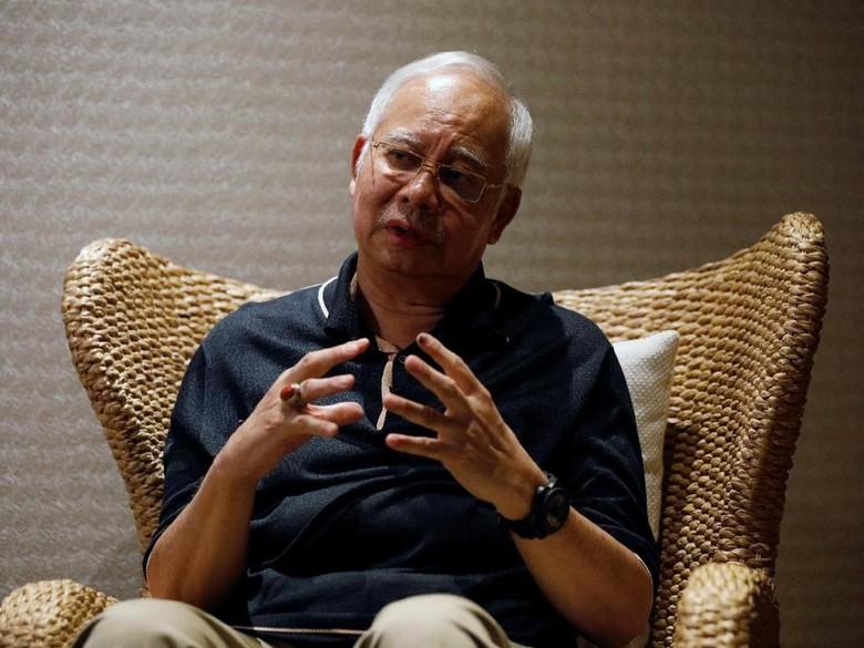 Ini Penjelasan Najib Soal Tas-tas Mewah dan Uang Tunai Rp 400 M