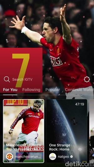 Begini Tampilan Instagram IGTV, Pesaing YouTube