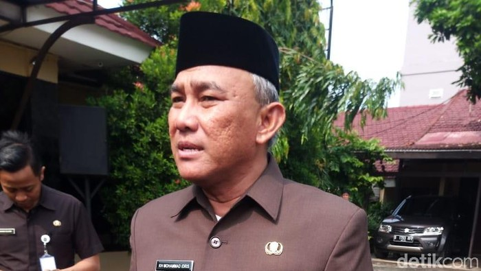 Wali Kota Depok M Idris (Matius-detik)