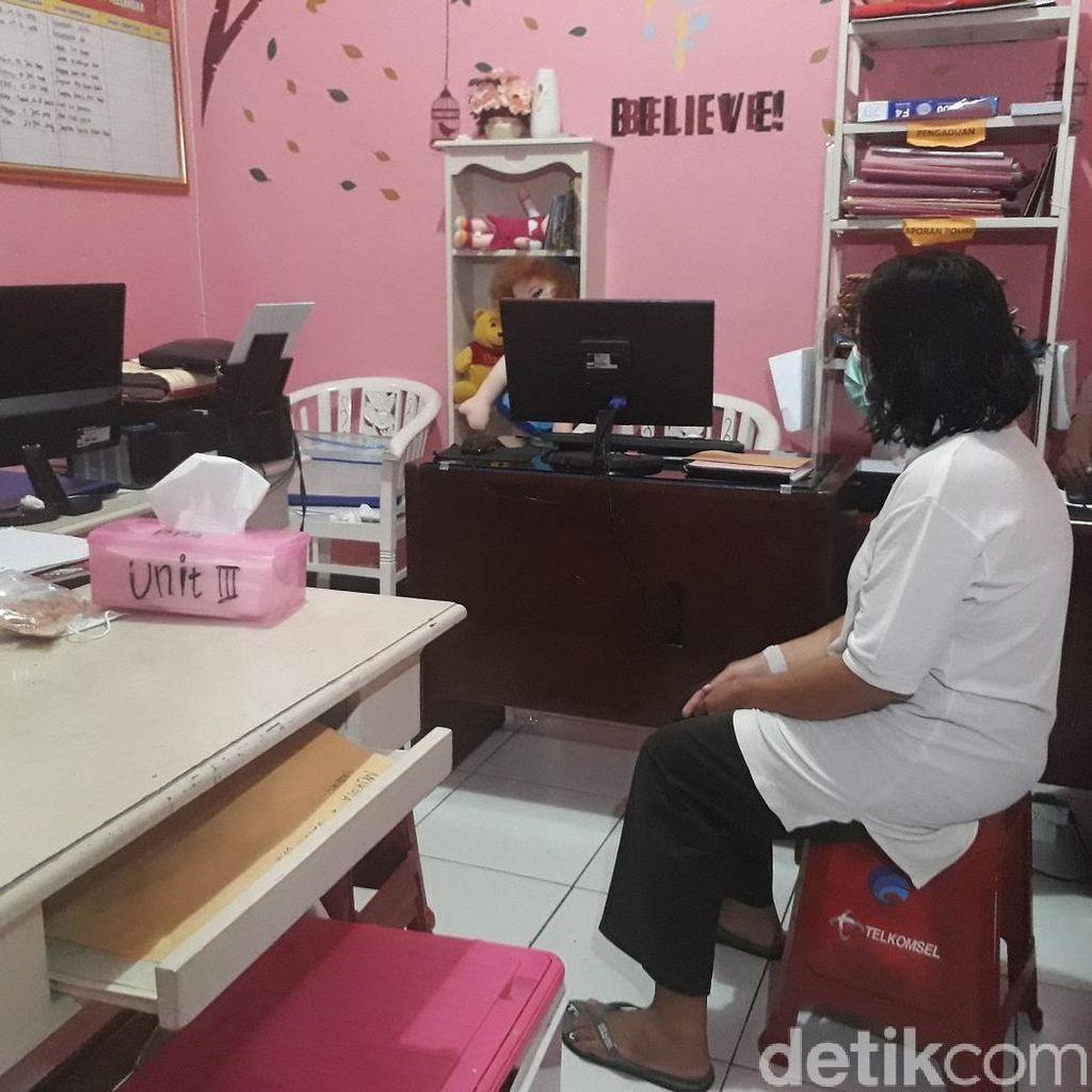 Masih Hidup, Bayi NH yang Diaborsi AkhirnyaTewas karena Dililit Kain