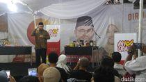 Jelang Debat, Sudirman Said Ikuti Doa Bersama di Posko Pemenangan