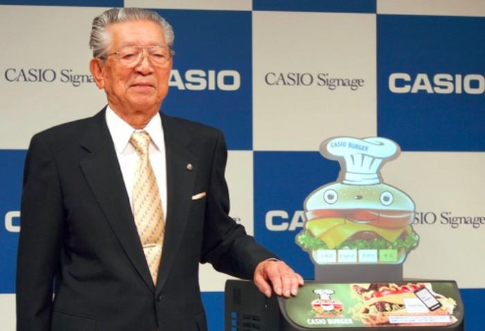 Kazuo Kashio. Foto: Japan Times