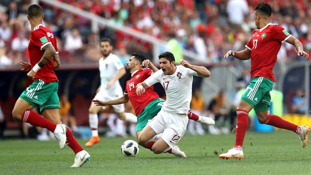 Penampilan Portugal Tak Puaskan Santos