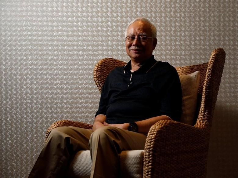 Terancam Bui Terkait 1MDB, Najib: Saya Tak Pernah Berniat Kabur