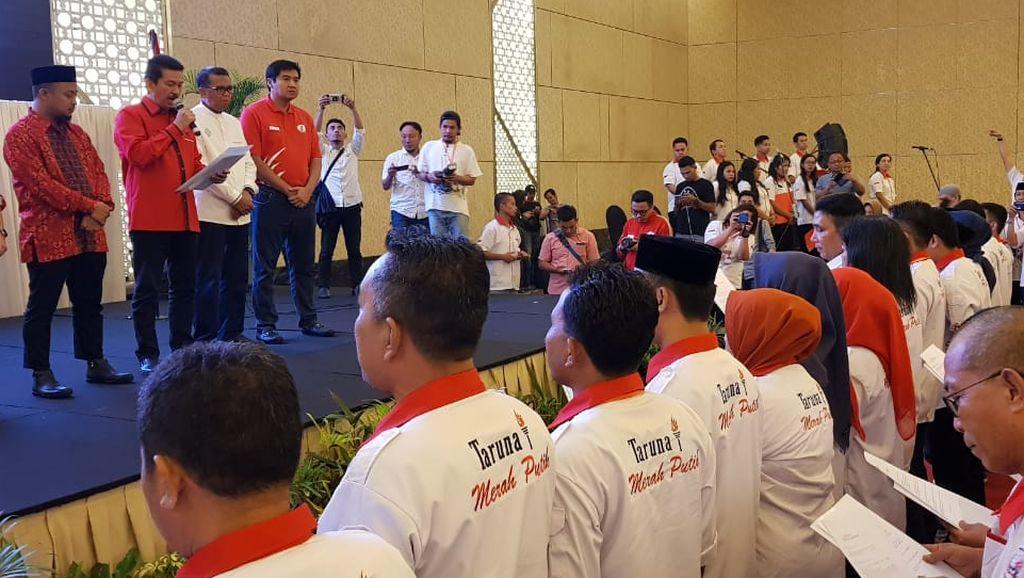 Kader TMP Siap Pantau Pilkada Serentak 2018