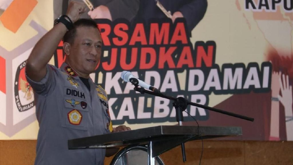 TNI-Polisi Siap Amankan Pilkada Kalbar