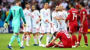 Spanyol Lanjutkan Keperkasaan